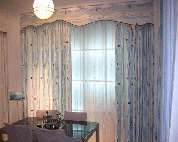 家裝客廳窗簾效果圖,凱美隆