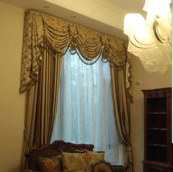 凯美隆美式窗帘