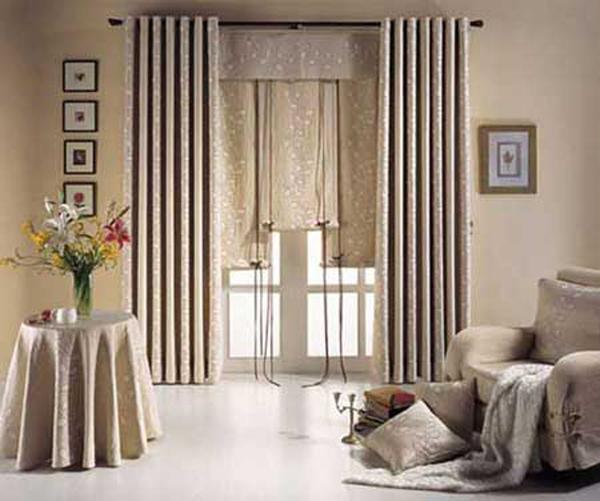 凯美隆现代风格窗帘
