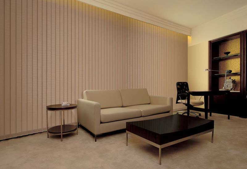 办公窗帘—垂直帘