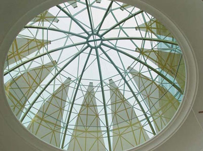 建筑天顶遮阳解决方案